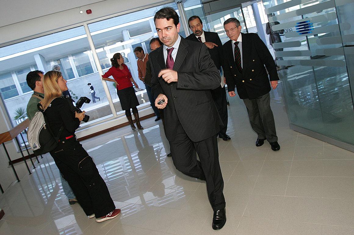 Nuno Santos demitido da direcção de informação da RTP