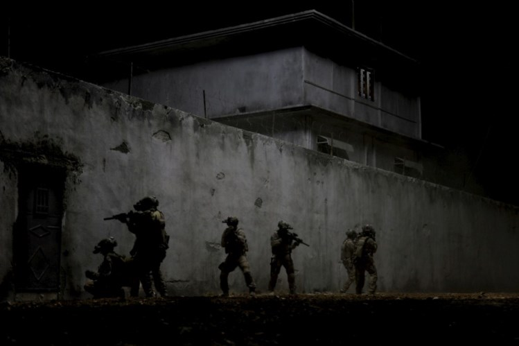 """A """"brutal"""" caça a Bin Laden entra na corrida aos Óscares"""