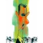 Em 2019, os espanhóis Javier Carbajo e Sara Rojo venceram o World Press Cartoon com esta caricatura do Presidente da Síria, Bashar al-Assad