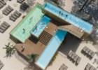 Pinhal de Leiria: Nazaré ganha uma piscina feita de contentores marítimos