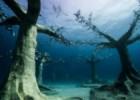 Uma floresta subaquática de esculturas para reanimar a natureza