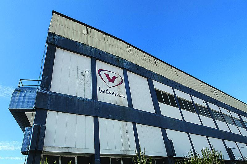 F brica da cer mica de valadares venda por 5 2 milh es for Fabrica de ceramica