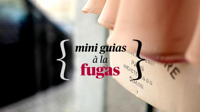 Mini guia de Paris com Diana Matias