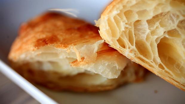 O croissant de Eric Kayser