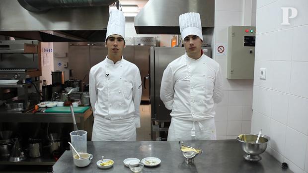 Maionese versão mini-chefs