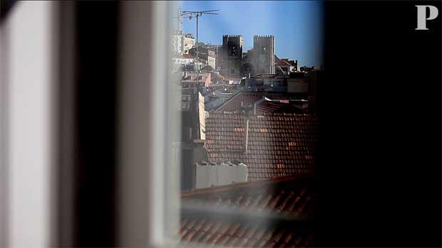 Um hotel escondido no Chiado