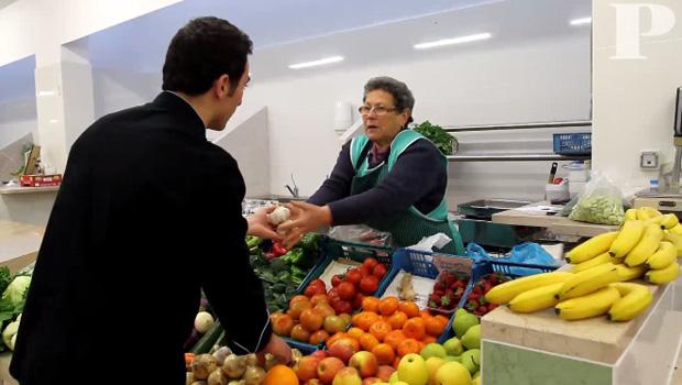 O chef Vasco Lello fez do Mercado de Sapadores uma cozinha