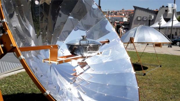 O restaurante solar