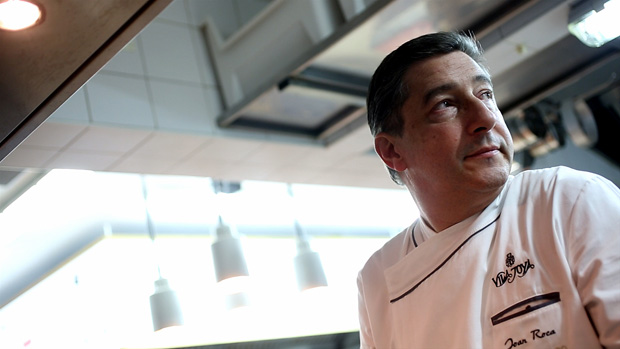 """Joan Roca tem """"o melhor restaurante do mundo"""""""