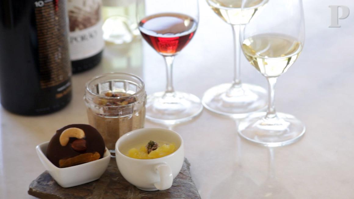 Desafio de chocolate, azeite e vinho por Miguel Vaz