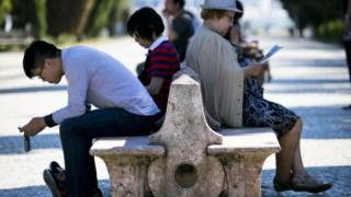 A falta de informação em mandarim é uma das barreiras para o turismo chinês