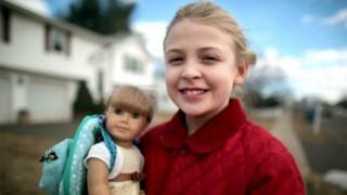 Anna tinha acabado de entrar para a escola quando descobriu que tinha diabetes