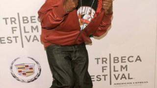 O rapper em 2011, quando da estreia de <i>Beats, Rhymes & Life: The Travels of a Tribe Called Quest</i> no Festival de Cinema de Tribeca