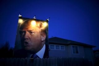 Na cabeça de Donald Trump | Eleições EUA 2016 | PÚBLICO