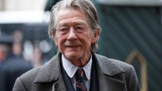 John Hurt foi distinguido com quatro BAFTA e um Globo de Ouro