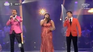 Os Viva La Diva cantaram uma música de Nuno Gonçalves