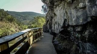 Os Passadiços do Paiva fazem parte do Geopark de Arouca, que integra o território das Montanhas Mágicas.