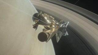 A sonda <i>Cassini</i>