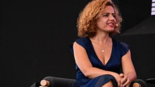 Joana Gorjão Henriques na última Festa Literária Internacional de Paraty onde participou