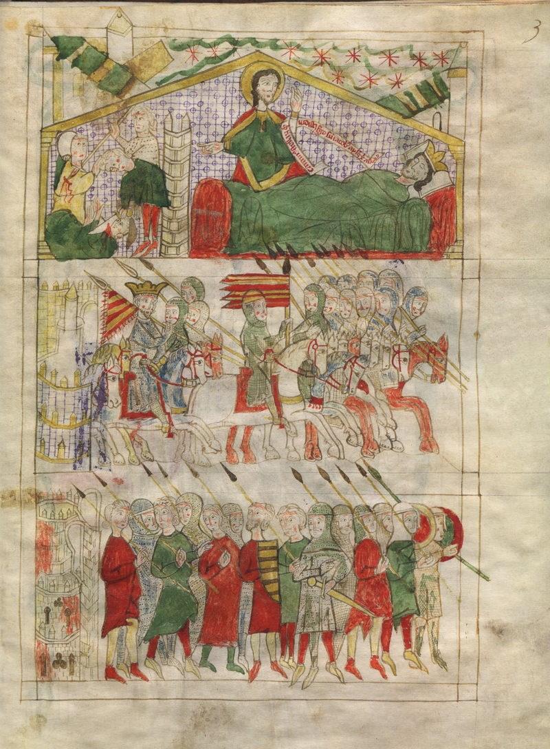 Ilustração do Codex Calixtinus