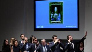 Na noite em que <i>Salvator Mundi</i>, de Leonardo da Vinci, foi leiloado em Nova Iorque