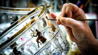 Peças da Vista Alegre fazem parte dos produtos que os lusodescendentes querem vender em Paris