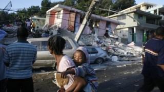 O sismo de 2010 no Haiti teve resultados devastadores