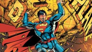 O Super-Homem já não usa roupa interior por cima do fato DR