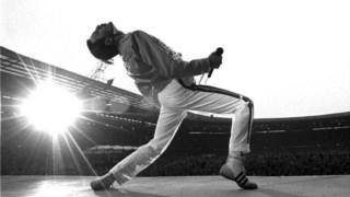 Freddie Mercury em Wembley