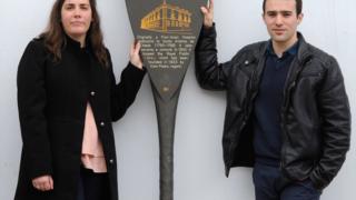 Hélder e Daniela, os dinamizadores do Explore Bonfim Fernando Veludo/ nFactos