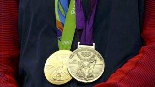 As medalhas do Rio 2016 já foram as mais verdes de sempre Peter Cziborra/Reuters