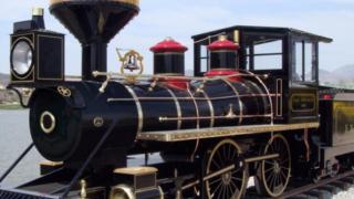 Imagem do comboio divulgada pela Douro Azul DR