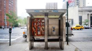 Em Nova Iorque há 13 mil cabines telefónicas John Locke