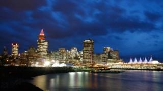 A liderança foi disputada entre Vancouver (na foto), Viena e Sydney Greg Bos/Reuters