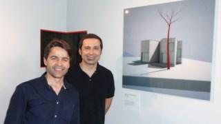 Ricardo e Nuno Matos abriram formalmente escritório em 2010 DR