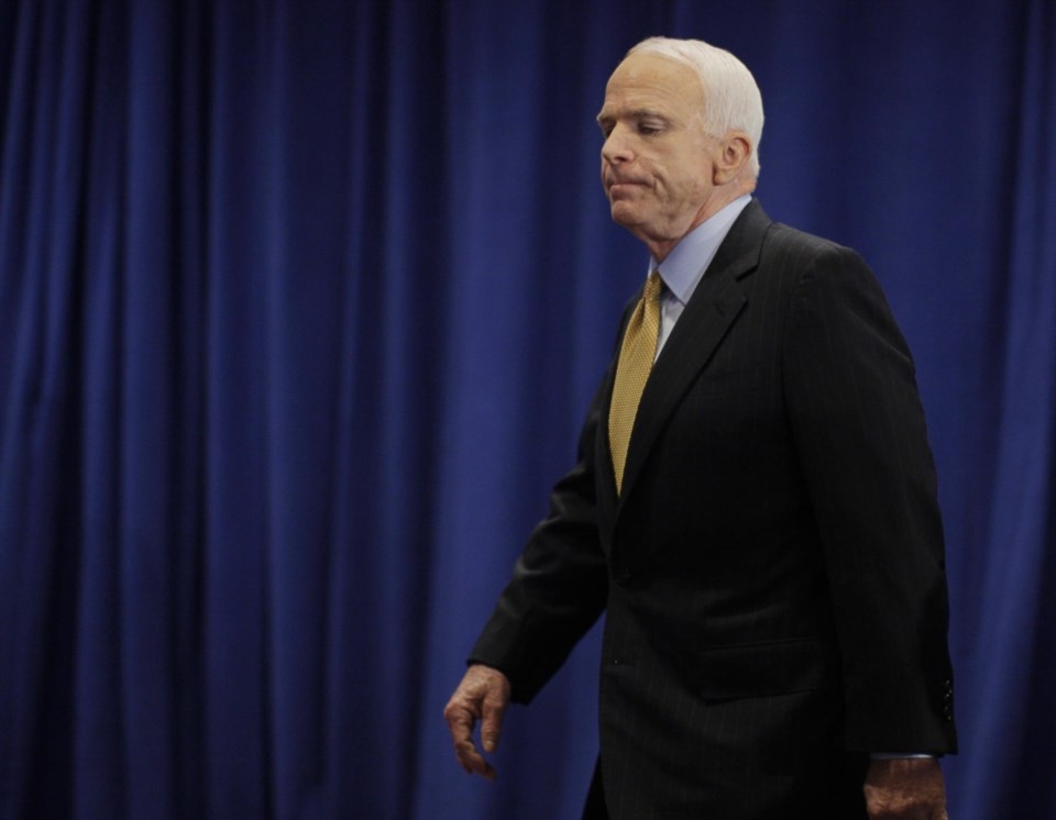 Tortura A última Batalha Do Senador Mccain Eua Público