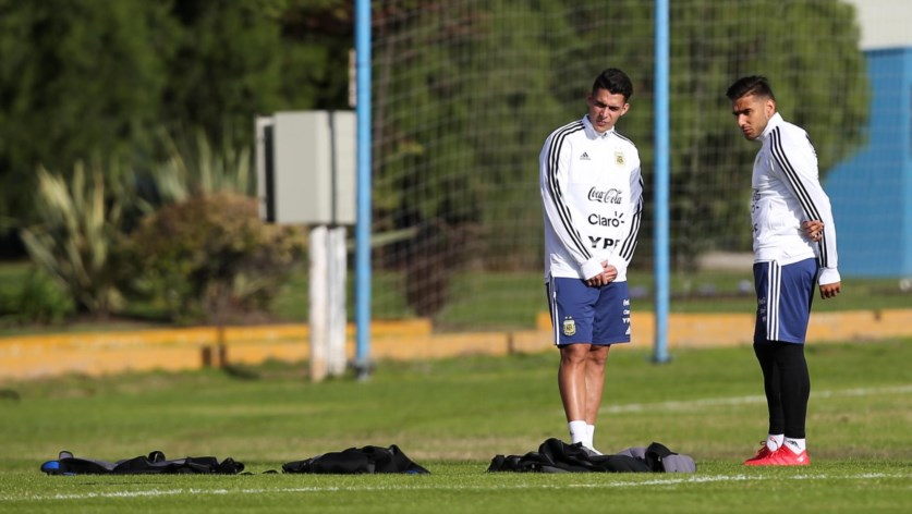 Argentina: Acuña e Salvio convocados para o Mundial