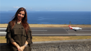 Em Portugal, não tinha mais por onde crescer, admite Sandra Lira Homem de Gouveia/LUSA
