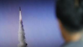 Coréia do Norte, Estados Unidos, Coréia do Sul, 2006 Teste norte-coreano de mísseis, arma nuclear