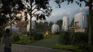 Vão ser construídas cinco casas com recurso a impressão 3D Houben/Van Mierlo