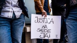 Às 16h30, está marcada uma concentração junto à Assembleia da República