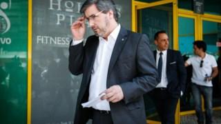 Bruno de Carvalho reclama a presidência com uma providência cautelar