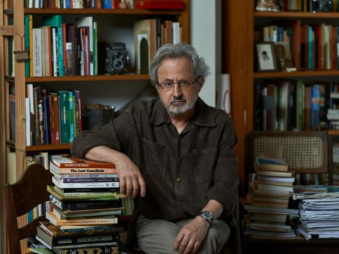 """Eduardo Viveiros de Castro: """"Gostaria que o Museu Nacional"""