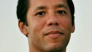 Itamar Vieira Junior, vencedor da edição deste ano do prémio Leya