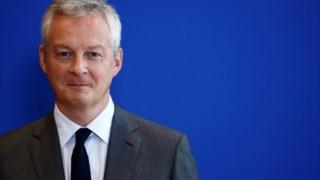 Bruno Le Maire, o ministro francês das Finanças tem liderado tentativa de aprovação da proposta