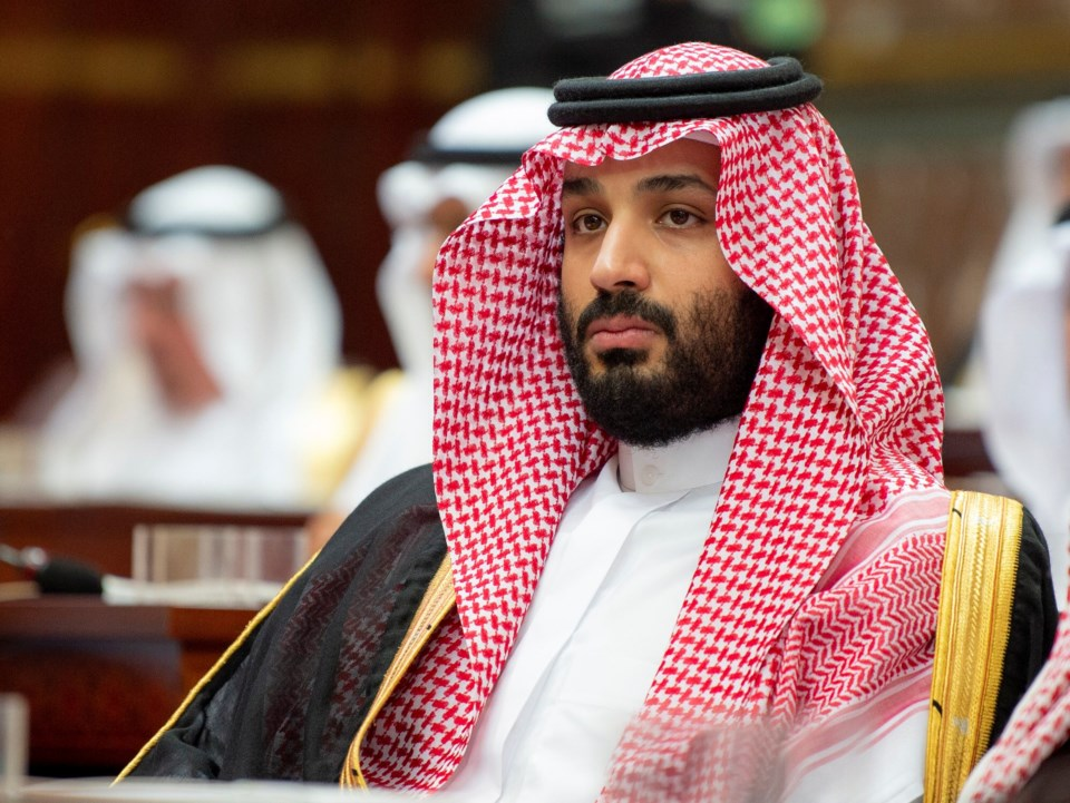 Resultado de imagem para mbs arabia saudita