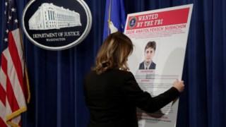 Igor Suchin é um dos 59 procurados pelo FBI – mas não tem honras de oferta de recompensa