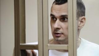 Oleg Sentsov recebeu o prémio Sakharov