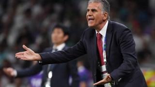 Foi a terceira participação de Queiroz na Taça Asiática