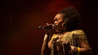 Oumou Sangaré, uma das premiadas, será distinguida na categoria  Contribuições Importantes e Duradouras para a Música